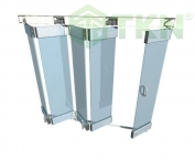 Ray-cua-truot-gap-Henderson-Traverse-Glass-canh-kinh-rong-900mm-tai-trong-1-canh-60kg