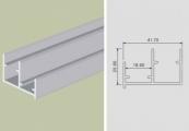 Ray dẫn hướng dưới cửa lùa cánh phủ (dùng với loại NE445ID và NE446OD) dài 3m