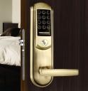 Khóa cửa mật mã, khóa số kèm theo chức năng khóa thẻ từ NE8888A-AB