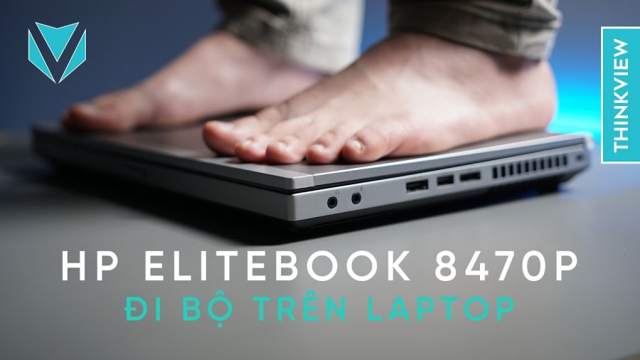 LAPTOP HP EliteBook 8470P I5/4G/320G/PIN > 2H