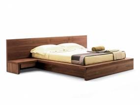 Giường gỗ Óc Chó (Walnut) - Hoangphucwood