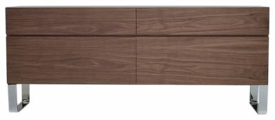Malta Side Board by sohoConcept Walnut