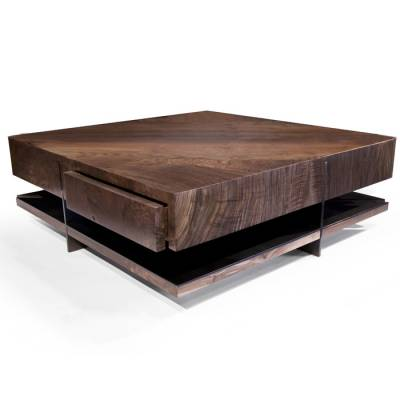 COFFEE TABLES GRID COFFEE TABLE WITH DRAWERS