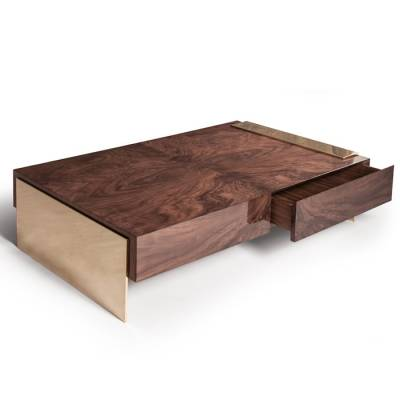 COFFEE TABLES JUDD COFFEE TABLE-WALNUT