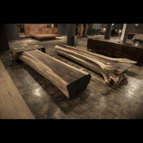 BENCHES ROSEWOOD BENCHES