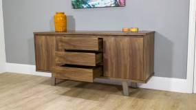 Assi Walnut Sideboard Information