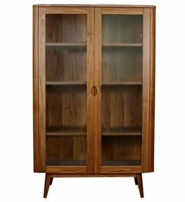 Murtaugh Glass Door Cabinet