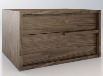 Welby Nightstand WALNUT