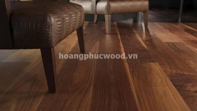 Sàn gỗ óc chó (walnut VIP QC 18 x 160 x 1800 mm - Vũng Tàu