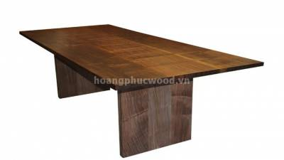 Bàn ăn 10 ghế gỗ óc chó (walnut) – WDT H118 - Tp HCM, quận 9