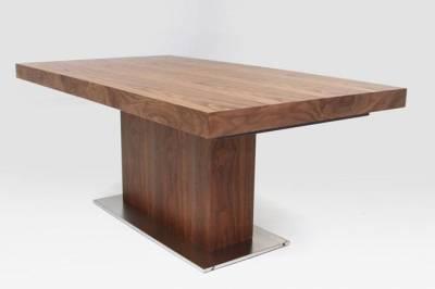 Bàn ăn 8 ghế, hình chữ nhật, gỗ óc chó (walnut) – WDT H120 - Tp HCM, Hà Nội, Vũng Tàu