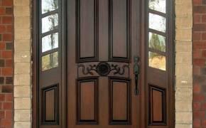 Cửa gỗ Walnut (Óc Chó Mỹ) - Hoangphucwood 0903725567