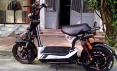 Xe đạp điện Giant M133 S phanh đĩa