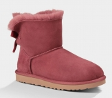 UGG® Mini Bailey Bow Corduroy 1006057 UGG