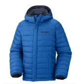 Columbia Boys Powder Light Faux Down Puffy Jacket SB5493