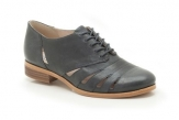 Clarks Hotel Image Navy Leather 20357650