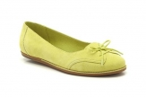 Clarks Glitter Quartz Lime Suede 20358972 Clarks - Giầy Clarks Nữ