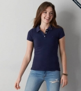 AEO Short Sleeve Polo 3045