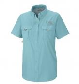 Columbia Women's PFG Bahama™ Short Sleeve Shirt FL7313 - Sơ mi Nữ Columbia