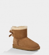 UGG® Mini Bailey Bow for Youth 1005497 UGG - Bốt UGG Trẻ em VNXK