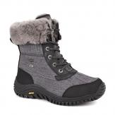 UGG® Adirondack Boot II Charcoal 1005589 UGG - Bốt đi Tuyết
