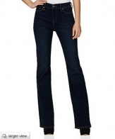 Levi's Jeans, 512 Perfectly Slimming Bootcut, Midnight Star Wash