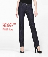 Uniqlo Woman Skinny Fit Straight Jeans
