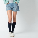 Uniqlo Women Denim Shorts