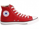 Converse Unisex Chuck Taylor All Star Cinnabar Red Hi Top 125807F