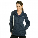 Columbia Women's Arcadia Waterproof Breathable Hooded Rain Jacket RL2436 Columbia