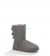 UGG® Bailey Bow for Women 1002954 Grey UGG