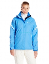 Columbia Women's Blazing Star Interchange 3-in-1 Jackets SL7226 Columbia