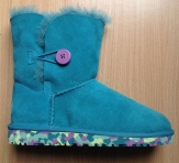 UGG® Australia Youth Mini Bailey Button 1006638K UGG