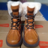 UGG for Women Waterproof 3M Thinsulate Insulation 200 gram Brownstone UGG
