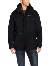 Columbia WM1057 Men's Portland Explorer Waterproof Long Interchange WM1057 Columbia