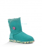UGG® 1006638K Kids  Bailey Button Shoal Footwear 1006638K UGG