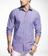 Express Striped Fitted Cotton Shirt Express - Sơ mi Express VNXK