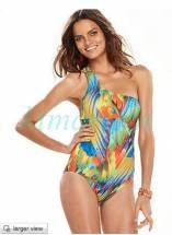Macys A.B.S. Swimsuit Bandeau Twist Bikini Top Bikini VNXK