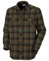Columbia Shirt Cool Creek Twill Plaid Long Sleeve Shirt Large - Sơ mi Columbia vnxk