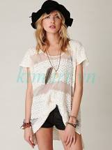 Free People Moonlight Breeze Tunic - Áo Free size Free People