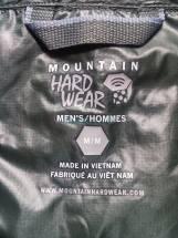 Mountain Hardwear Men's Ghost™ Lite Jacket - Áo gió Mountain Hardwear - Áo gió phượt VNXK