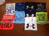 Original Youth Under Armour US Tshirt ao under armour vnxk thuong hieu under armour