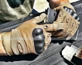 Oakley Factory Pilot Glove Coyote 94025A Oakley gang tay ban sung oakley vnxk