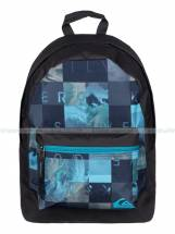 Quiksilver Men's Day Burner School College University Backpack Rucksack Bag eqybp03138 Quiksilver