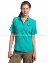 Columbia Women's Tamiami II Short Sleeve Shirt 1275711 Columbia ao leo nui columbia ktmart
