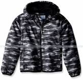 Columbia Boy's Pixel Grabber Wind Jacket KY3714 Columbia ao gio tre em columbia ao chong nuoc