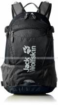 Jack Wolfskin Velocity 12 Backpack Black 2004961-6230 Jack Wolfskin ba lo dap xe jack wolfksin