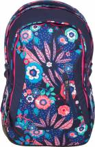 Satch Sleek Cheeky Blue Shool Backpack Satch ba lô du lịch ba lô học sinh satch vnxk