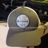 Columbia PFG Mesh™ Ball Cap CU9489 Columbia Mũ chống năng Mũ câu cá Mũ đạp xe Mũ dã ngoại