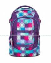 Satch Pack School Backpack Hurly Pearly SAT-SIN-001-9C0 Satch Ba lô Học Sinh Ba lô Sinh Viên Satch